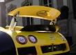 Bugatti Veyron One of One aileron