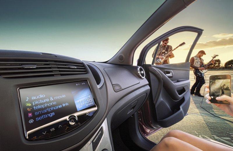 Chevrolet trax pour l 39 aventure urbaine for L aventure interieur