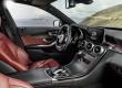Mercedes Classe C intérieur