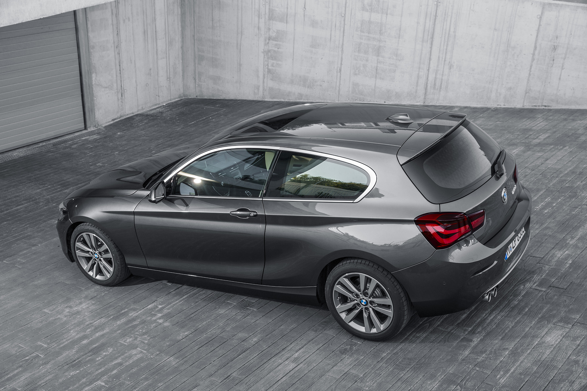 Voici La Version 2015 De La Bmw S 233 Rie 1