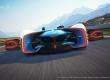 Alpine Vision Gran Turismo vue arrière