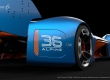 Alpine Vision Gran Turismo vue latérale