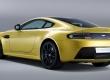 Aston Martin V12 Vantage S arrière