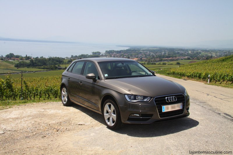 audi a3 sportback essai infos et photo. Black Bedroom Furniture Sets. Home Design Ideas