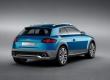 Audi Allroad Shooting Brake Concept arrière