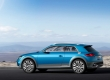 Audi Allroad Shooting Brake Concept profil