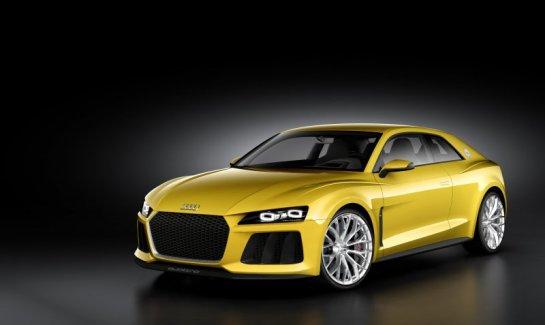 Audi Sport Quattro 2013