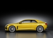Audi Sport Quattro 2013 latérale