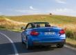 BMW Série 2 cabriolet vue arrière