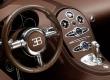 Bugatti Veyron Ettore Bugatti tableau de bord