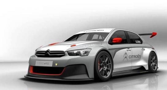 Citroën C-Elysée Loeb Racing
