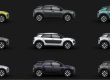 Citroën C4 Cactus coloris