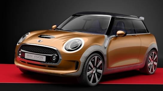 Concept car Mini Vision