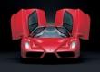 Ferrari Enzo avant ouverte