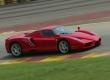 Ferrari Enzo latérale