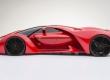 Ferrari F80 Concept profl