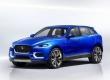 Jaguar C-X17 Sport Crossover Concept
