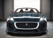 Jaguar F-Type Project 7 avant