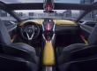 Lexus LF-NX Turbo intérieur