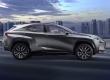 Lexus LF-NX Turbo profil
