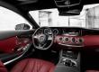 Mercedes-Benz Classe S Coupé 2014 intérieur
