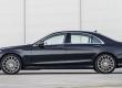 Mercedes Classe S latérale