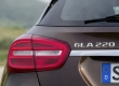 Mercedes GLA feu arrière gauche