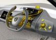 Renault Kwid Concept intérieur