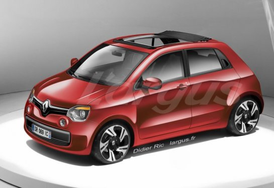 Renault Twingo 2014