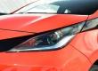 Toyota Aygo 2014 feu avant