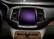 Volvo XC90 console centrale