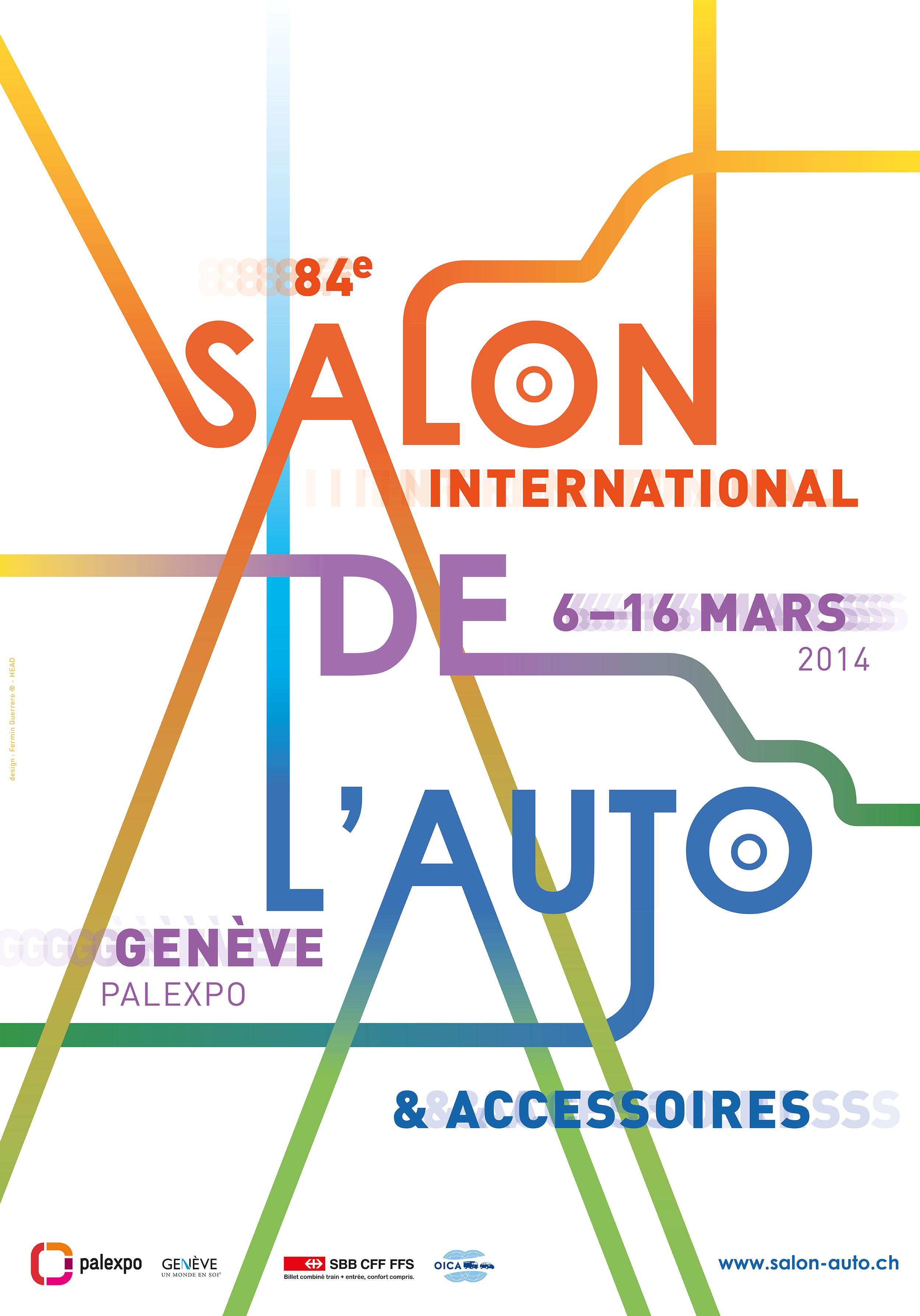 84e salon de l 39 auto de gen ve 6 16 mars 2014 for Salon de l auto avignon
