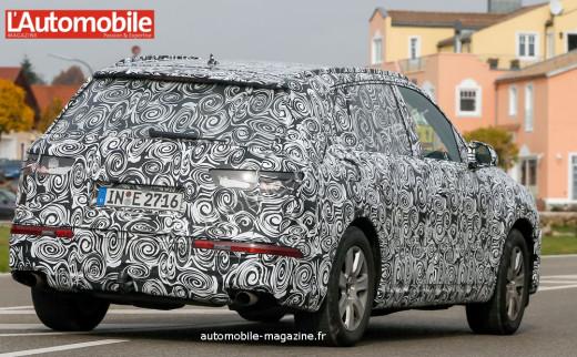 Audi Q7 arrière