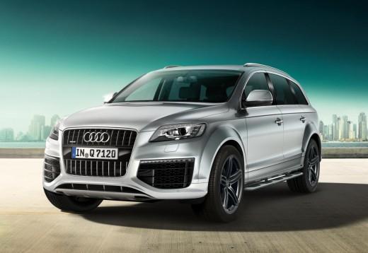 Audi Q7 S-Line Edition