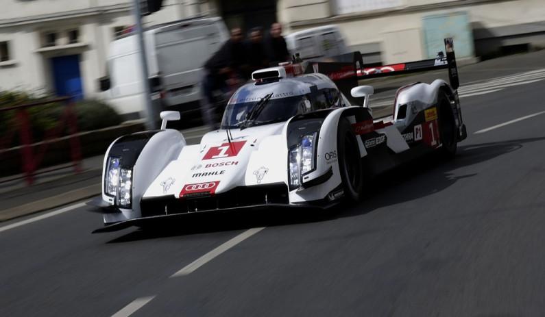 audi r18 e-tron quattro 2014 Le Mans