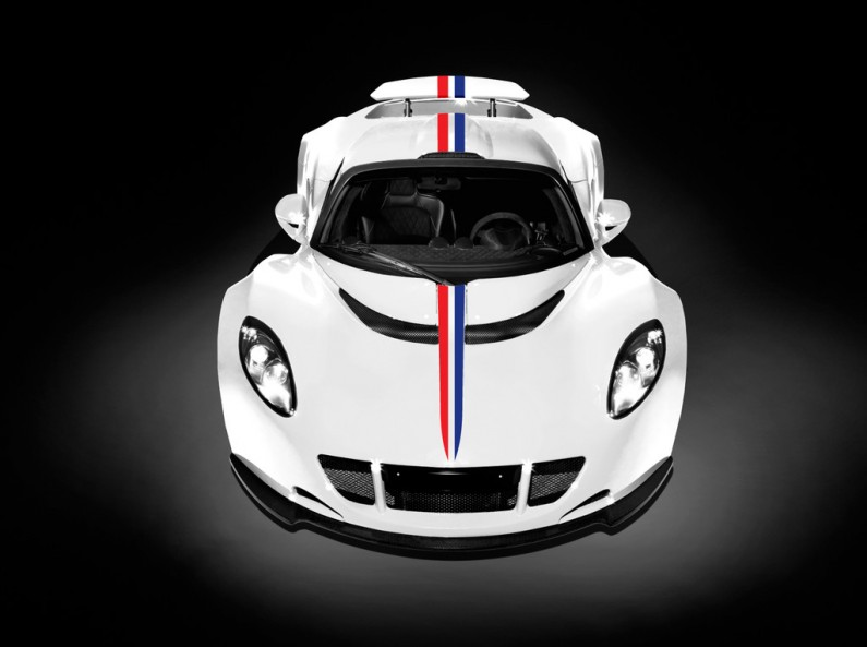 hennessey venom gt world s-fastest edition