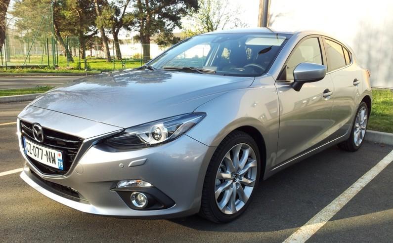 Essai Mazda 3 2.2 SkyActiv-D
