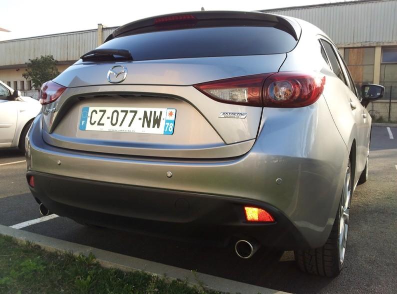 Mazda 3 2.2 SkyActiv-D