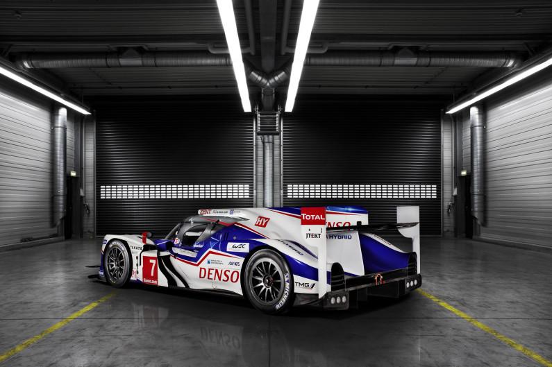 Toyota TS040 LMP1