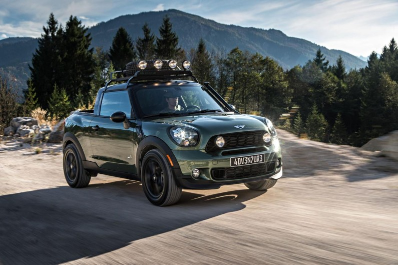Photo Mini Paceman Adventure