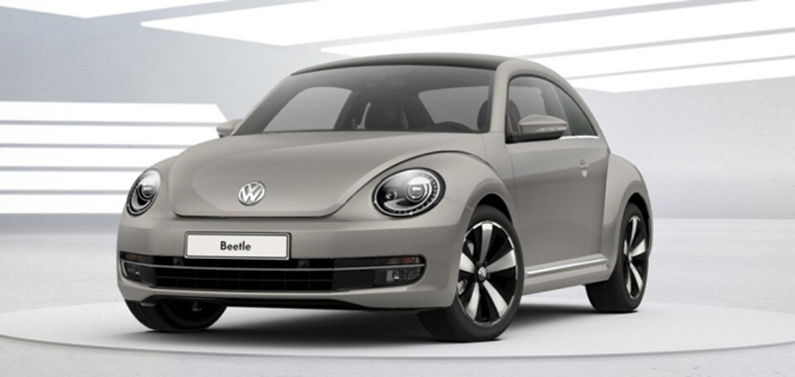 VW coccinelle couture