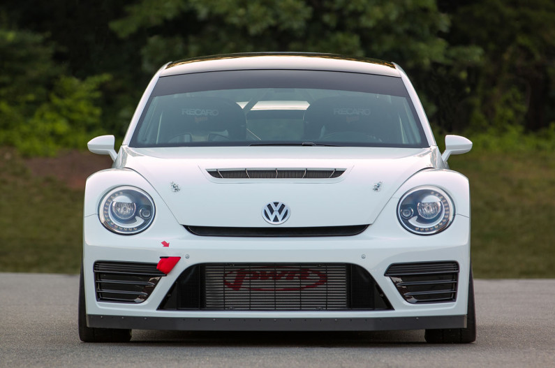 Volkswagen Beetle GRC avant