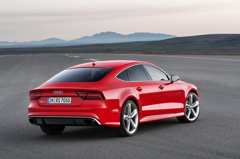 Audi RS7 Sportback arrière
