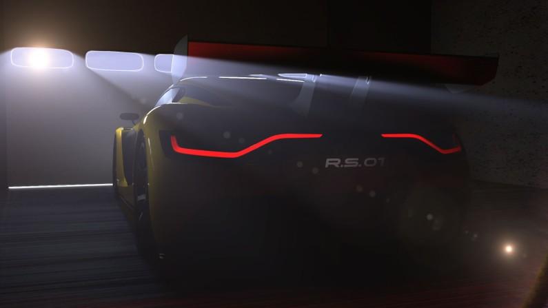 Photo Renault R.S. 01