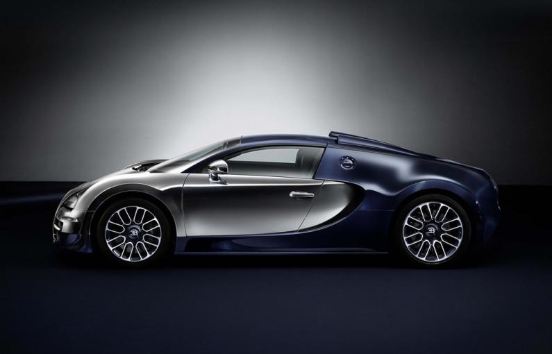 veyron ettore bugatti profil