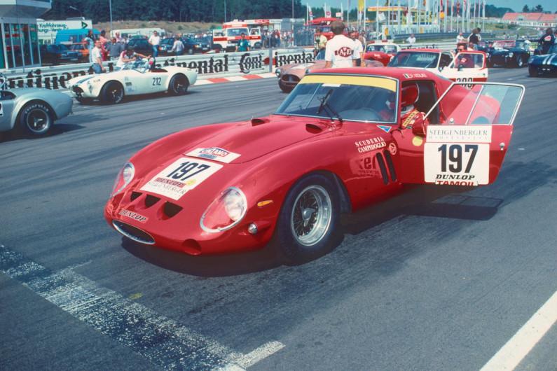 Ferrari 250 GTO course