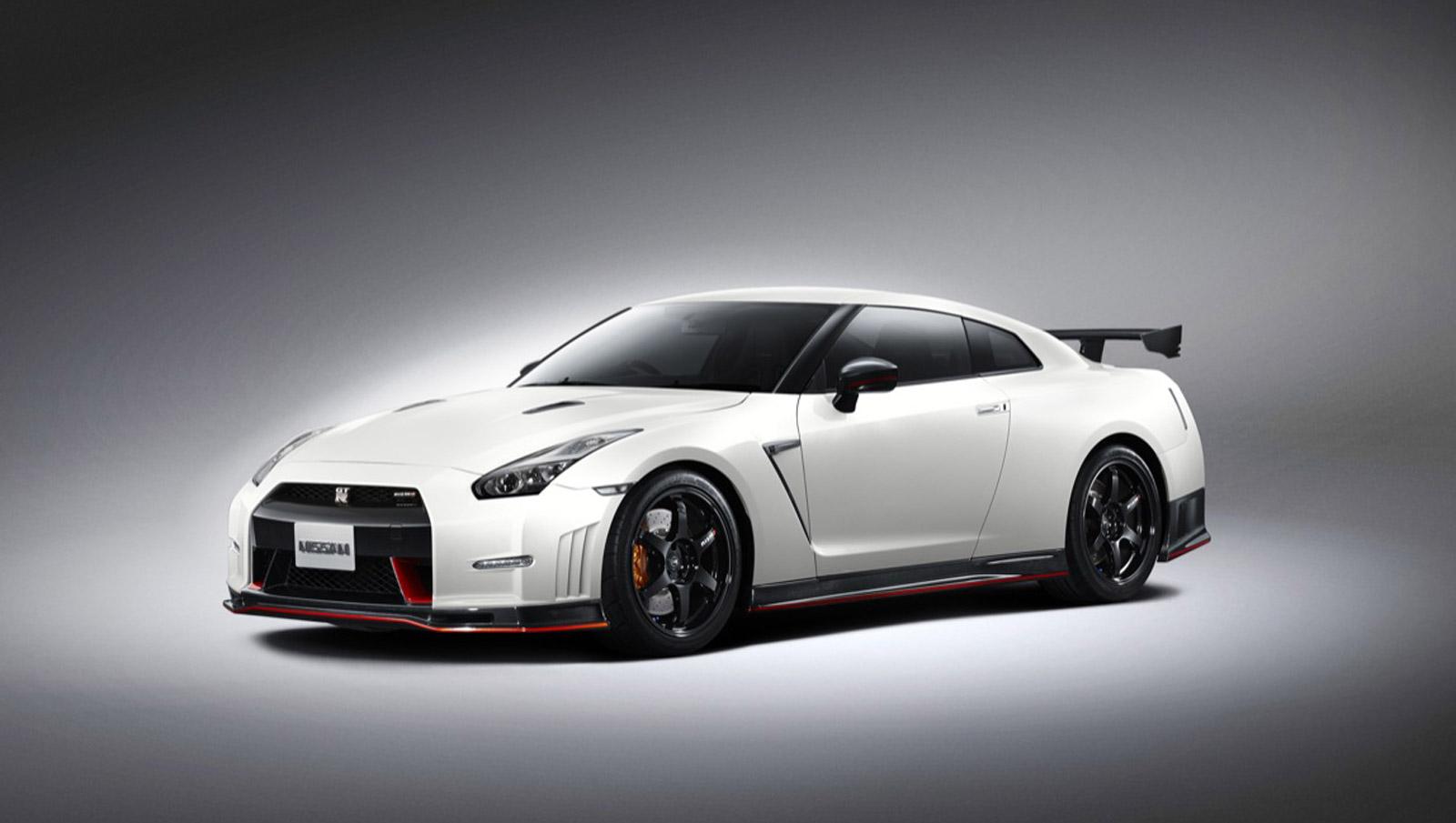 Nissan GT-R 2015 NISMO Version