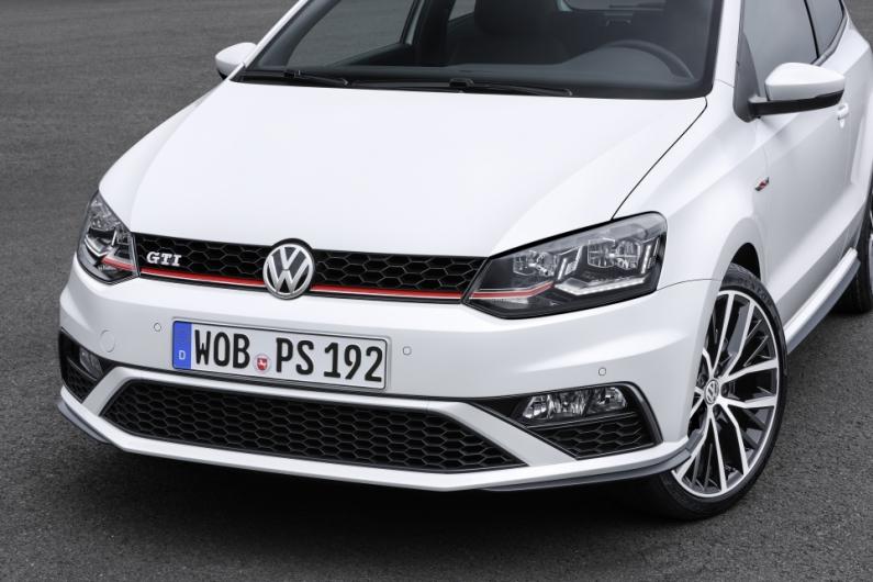 calandre VW Polo GTI