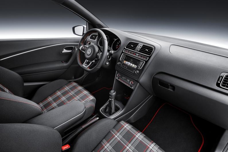 VW Polo GTI intérieur