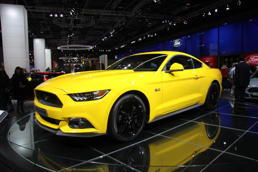 les tarifs fran ais de la ford mustang 2015. Black Bedroom Furniture Sets. Home Design Ideas